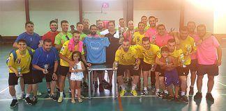 Camino a la Vida, campeón del Torneo 24 horas de Valdelacalzada