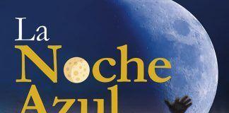 Cartel de La Noche Azul 2018 en Montijo
