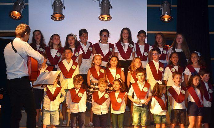 Clausura del curso de la Escuela Municipal de Música de La Garrovilla 2018