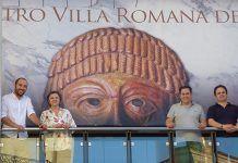 Presentado en Montijo el III Festival de Teatro Clásico Villa Romana de Torreáguila