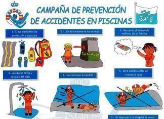 Prevención de accidentes en piscinas