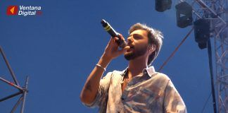Raúle en Everlife Festival de Montijo