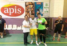 Lider Sport campeón de las 36 horas de fútbol sala de Montijo.