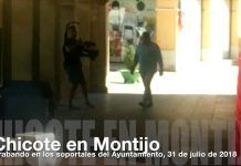 Chicote en Montijo