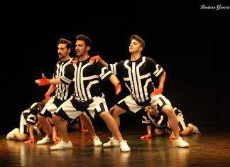 """""""Bailando con al compás"""" en Puebla de la Calzada"""