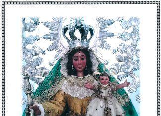 Cartel procesión Virgen de Barbaño