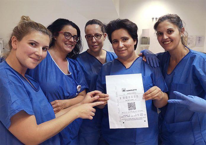 Cinco de las ganadoras del primer premio de la Bonoloto vendido en Valdelacalzada son de Montijo, Puebla de la Calzada, Lobón y Valdelacalzada