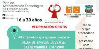 Curso gratuito de búsqueda de empleo y mejora CV en ECJ Montijo