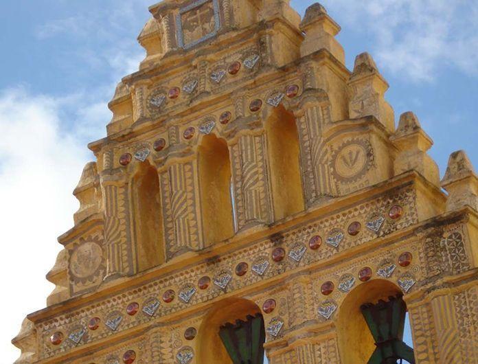 Espadaña del Convento de las Clarisas de Montijo