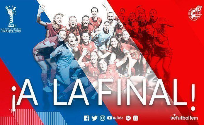 Final Mundial Fútbol Femenino 2018