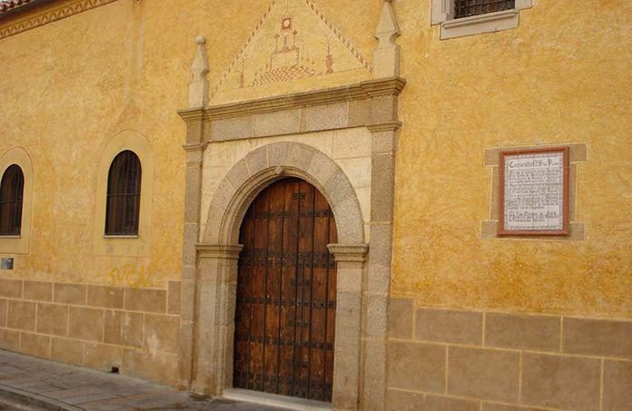 Iglesia del Convento de las Clarisas de Montijo