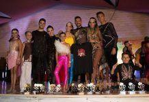 """La escuela de baile Jesús y Sandra triunfa en el """"II Campeonato de Baile de escenario Ciudad de Montilla"""""""