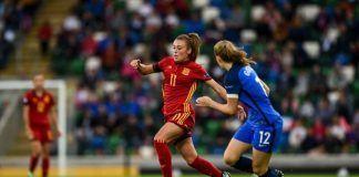 Carmen Menayo disputará la final del Mundial sub-20.