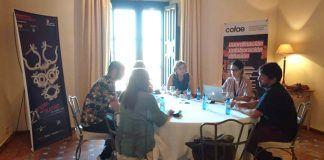 Montijo invitado al encuentro COFAE (Coordinadora de Ferias de Artes Escénicas del Estado español)