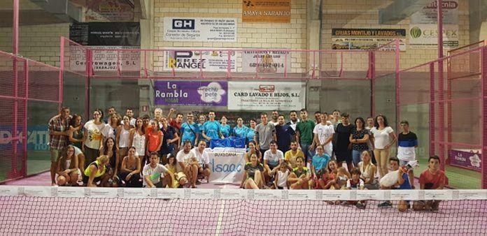 Evento Deportivo Solidario a favor de Isaac