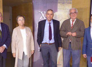 Manuel Antonio García Ramos Clausura de los XI Encuentros de Historia en Montijo
