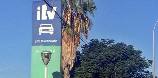 Fraude ITV Badajoz (foto Guardia Civil)