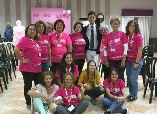 Gran éxito en el IV Desfile Solidario a favor de la lucha contra el Cáncer de Mama AOEX Guadiana del Caudillo