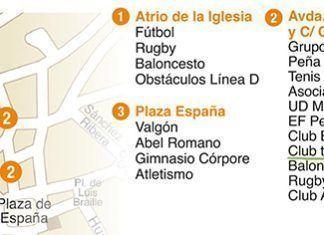 """La escuela de tenis """"Tie Break"""" participará en la segunda feria del deporte en la calle de Montijo"""