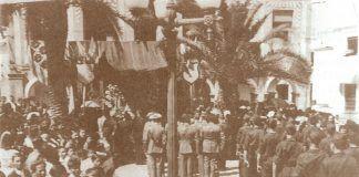 Montijo, 28 de septiembre de 1936. La madrugada siguiente comenzaron los fusilamientos