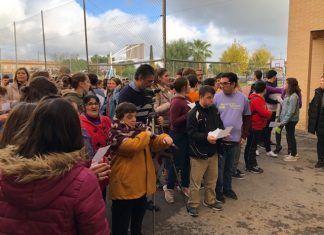 Actividades sobre el Día Internacional de la eliminacin de la violencia contra la Muer en el Díez-Canedo de Puebla de la Calzada