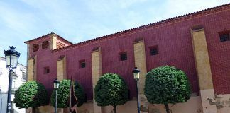 Monasterio del Santísimo Cristo del Pasmo