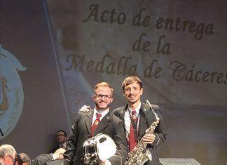 Diego Trejo Gutierrez y Juan Diego Zamora Romero