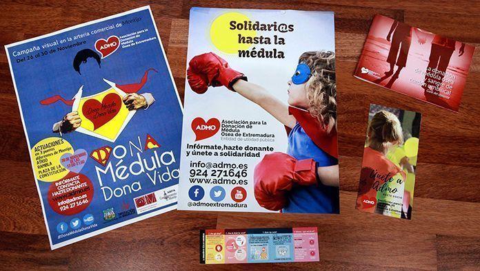 La Asociación para la Donación de Médula Ósea se hará visible en Montijo