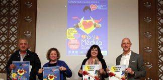 Dona médula, dona vida: Presentación de la campaña para la donación de médula osea en Montijo