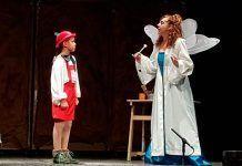 Pinocho de la Asociación cultural La Nacencia