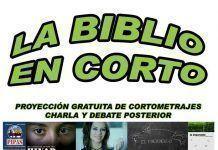 Cartel Biblio en corto