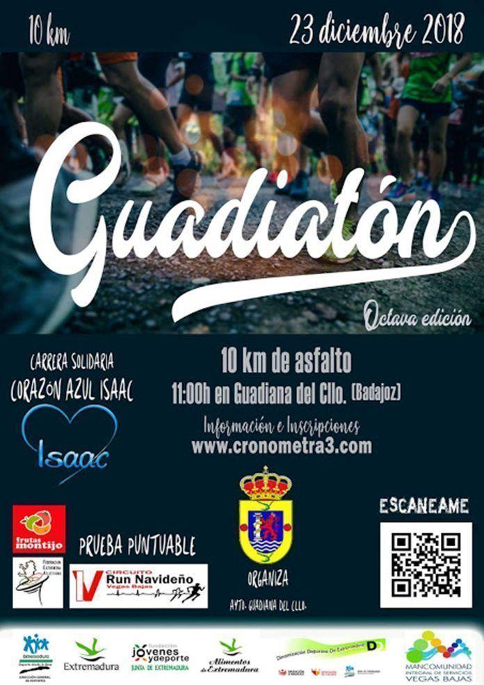 Cartel Guadiatón 2018