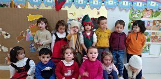 Fiesta de Navidad en Alborada