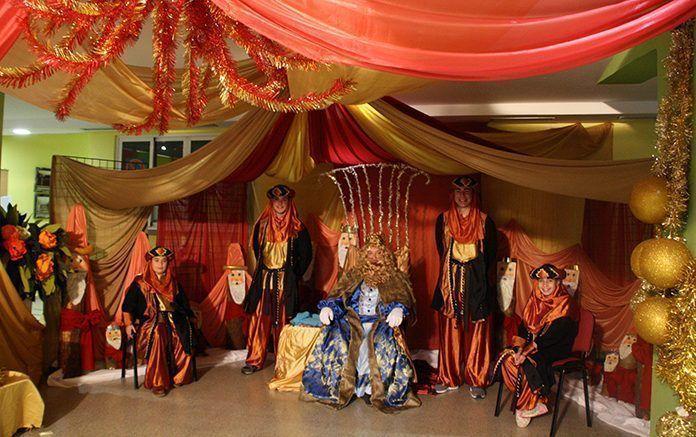 Los Reyes Magos recogerán las cartas en Puebla de la Calzada