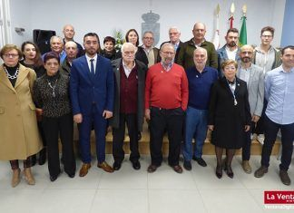 Vocales y alcaldes de la Democracia de Barbaño