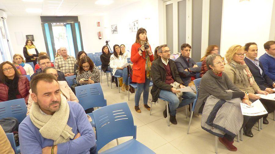 Presentado el nuevo centro educativo de Barbaño
