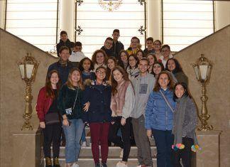 Actividades de educación para la salud IES María Josefa Baraínca de Valdelacalzada