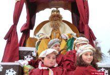 Cabalgata de Reyes de Montijo 2018