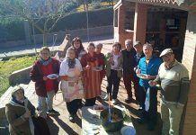 Cómo hacer chorizos, lomos, pancetas y adobos tradicionales en Montijo