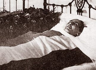 El cuerpo de Antonio Machado en el Hotel Bougnol-Quintana de Collioure