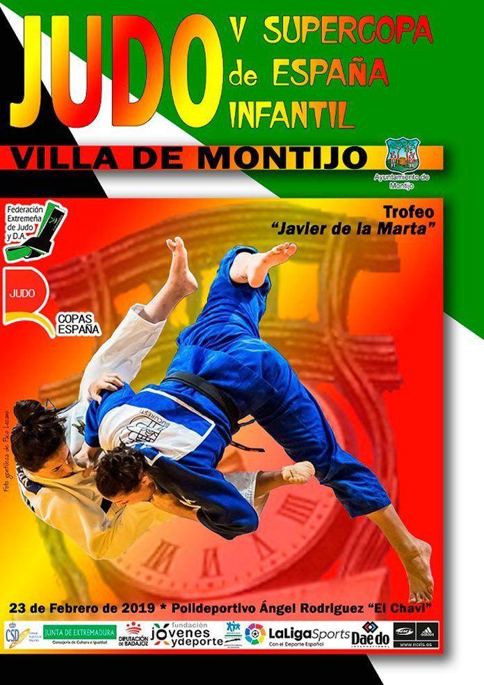 Cartel-super-copa-de-espana-infanti-judo-Montijo1