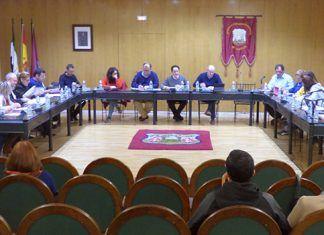 Pleno ordinario de enero de 2019 del Ayuntamiento de Montijo