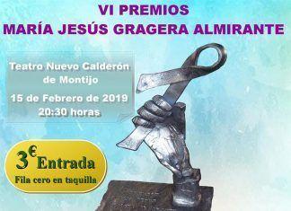La junta local de Montijo de la AECC entregará los VI Premios María Jesús Gragera Almirante