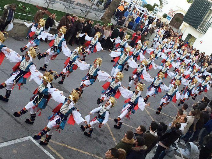 Desfile de Carnaval de Puebla de la Calzada.