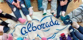 Calcetines-desparejados-en-Alborada Montijo
