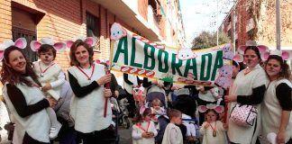 Carnaval en la EI Alborada de Montijo