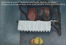 José María González Spínola exposición