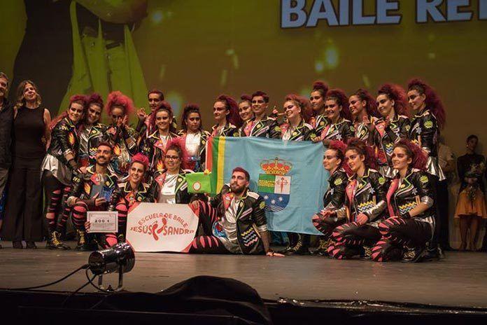 La Escuela de Baile Jesús y Sandra arrasa en el XXVIII Campeonato de España y Europa de Baile Retro