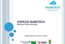 Nubeteca Biblioteca de Valdelacalzada