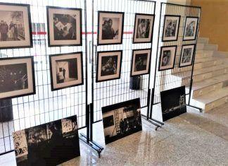 Exposición de Jorge Armestar.